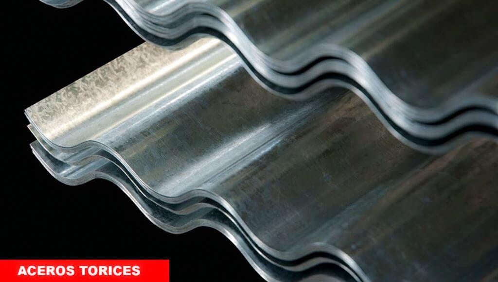Lámina galvanizada de acero