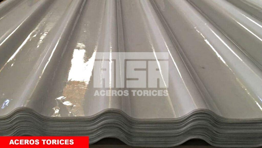 Lámina acrylit para el techado de tu casa