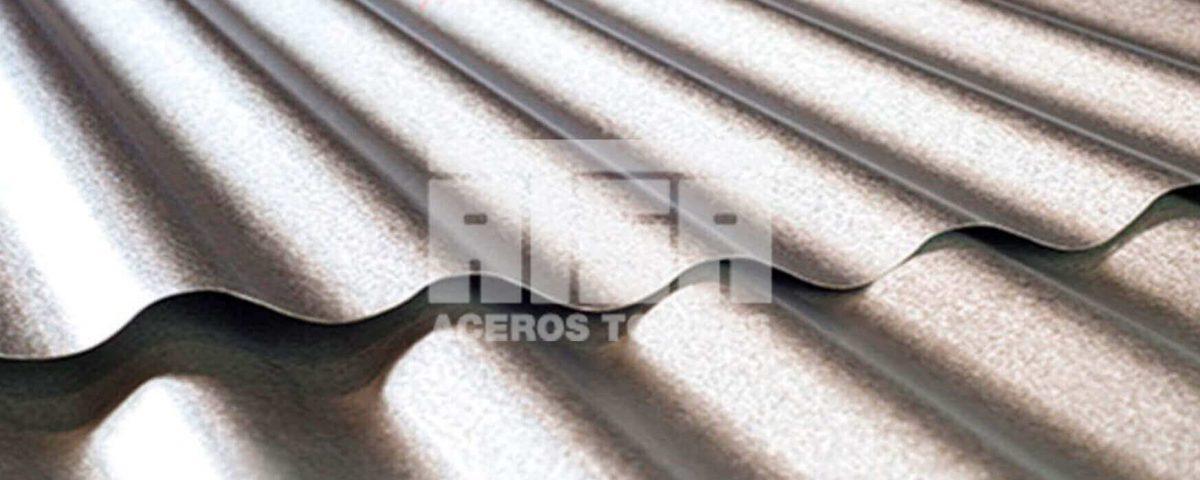 lámina galvanizada O-100